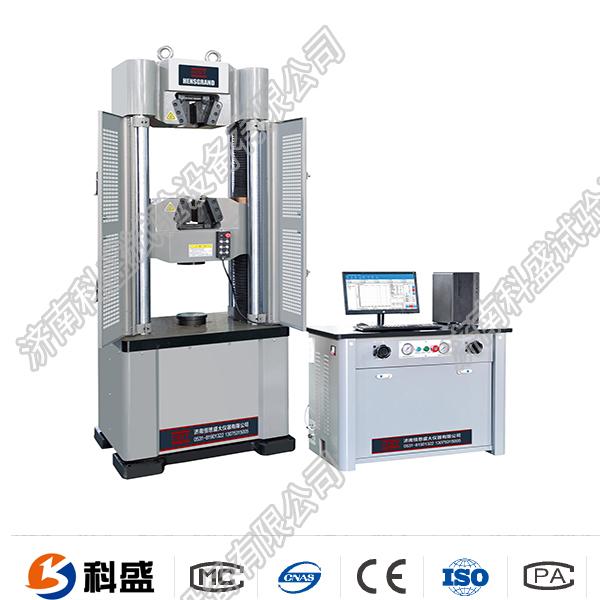 浙江WEW-300D(B、C)/30吨/300 Kn微机屏显式液压万能试验机